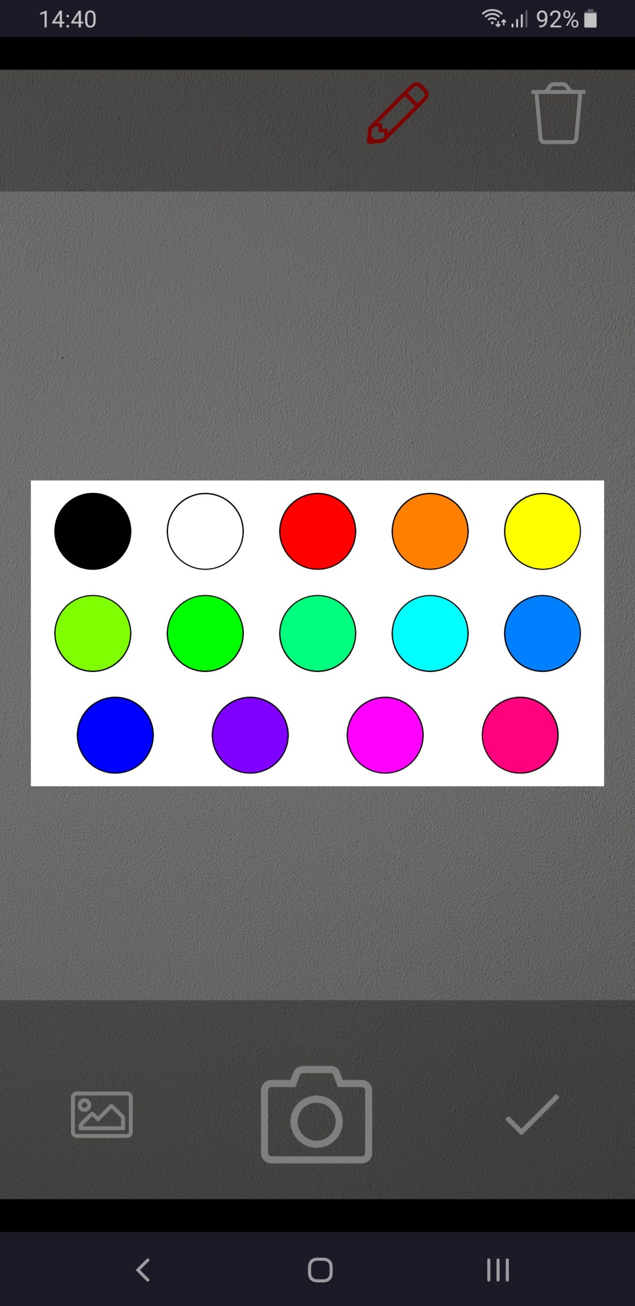 Color Picker on Android